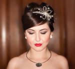 Vintage Bridal Brunette
