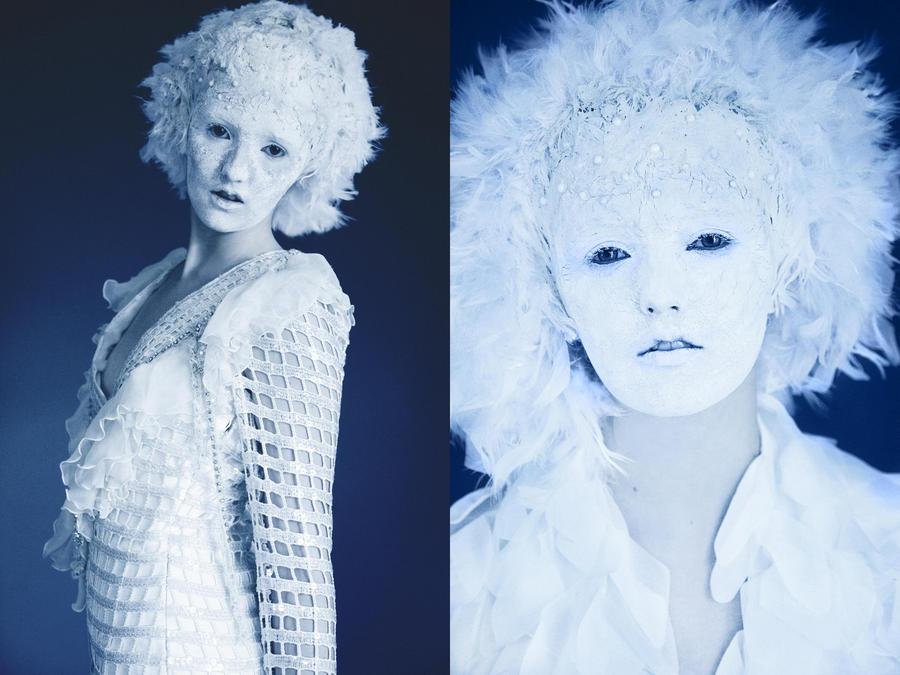 White by JosephineJonesMUA