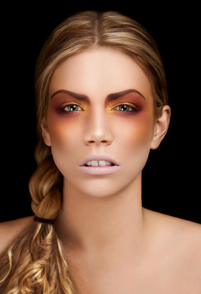 Sun-kissed Gold by JosephineJonesMUA