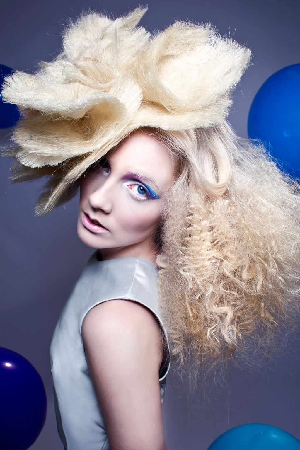 Balloon Fashion by JosephineJonesMUA