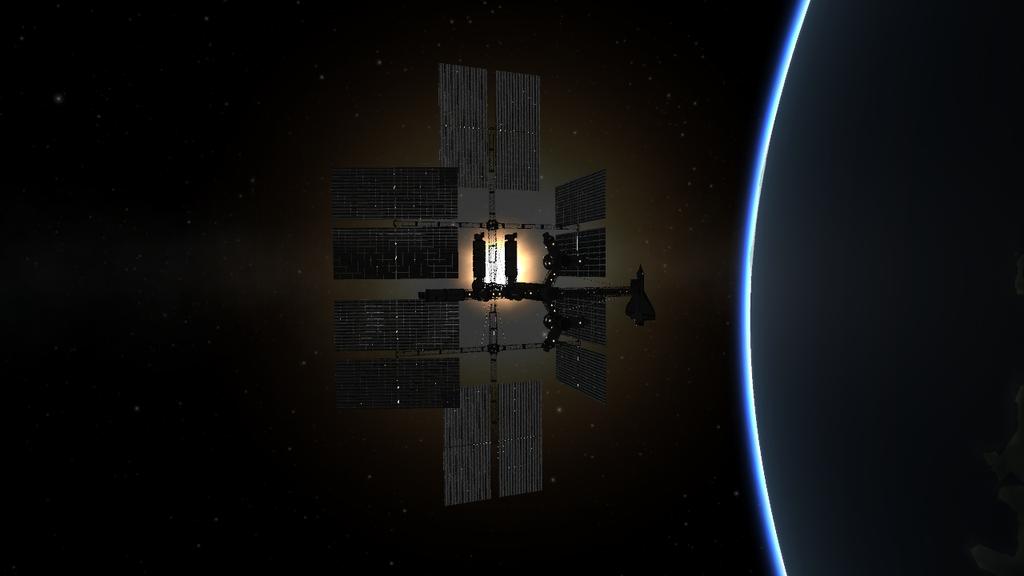 European Space Station Dawkins by Stratocracy on DeviantArt