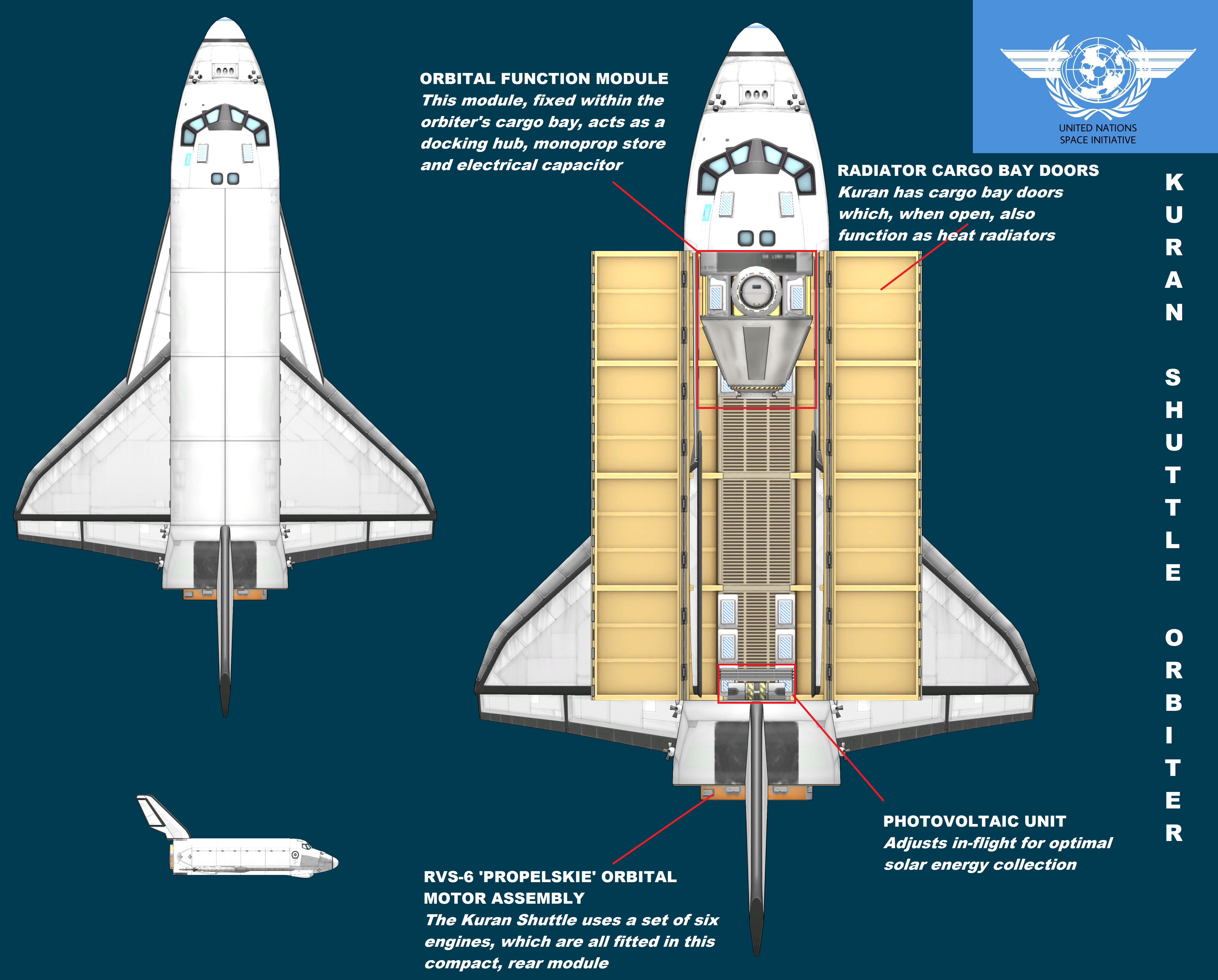 ksp space shuttle craft - photo #44
