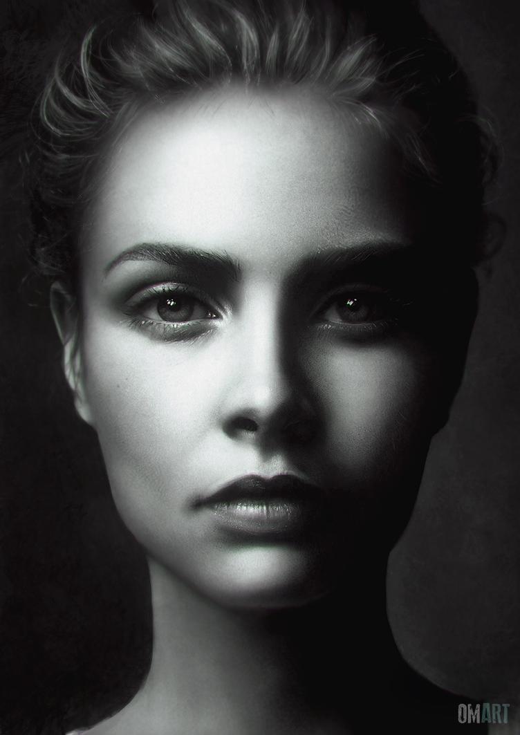 Cara Delevigne Study by Dark-Adon
