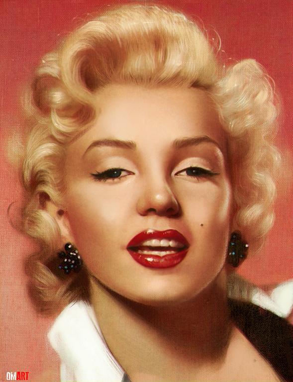 Marilyn by Dark-Adon