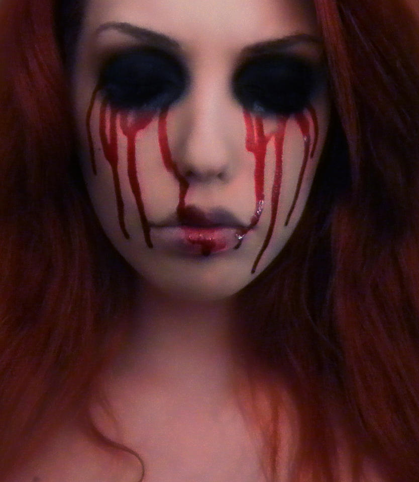 Bloody Mary Makeup By Marymakeup On DeviantArt