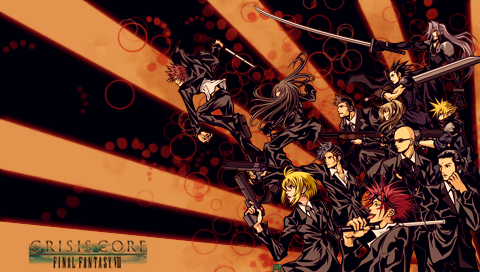 Psp wallpapers favourites by flclmaster666 on deviantart domokun attack 20 5 psp wallpaper ffvii crisiscore by josejua voltagebd Gallery