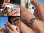 MicroBubbles Ring