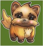 Fox Sketch for Miko-Dono