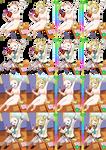 Mari Ohara Base + Variants by VortexBases