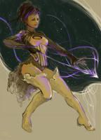 Spirit Archer by Rephen