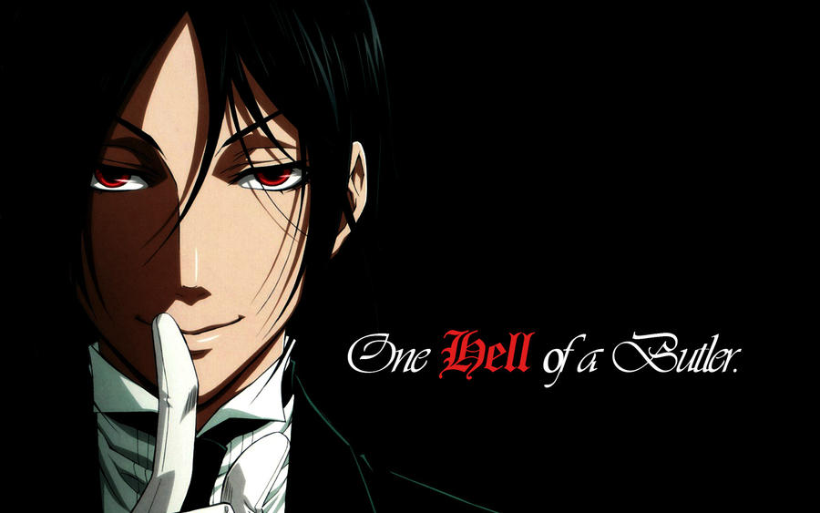 One Hell of a Butler by Soupiee on deviantART