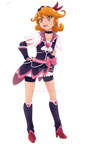 Commission: Cure Black, Doki Version