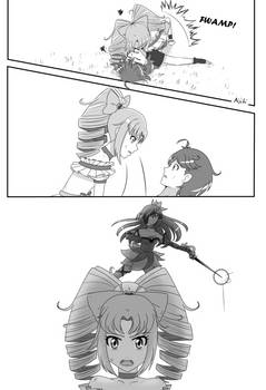 Magical Girl Fight 1 Page 24