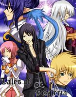 tales of vesperia by lmz0114