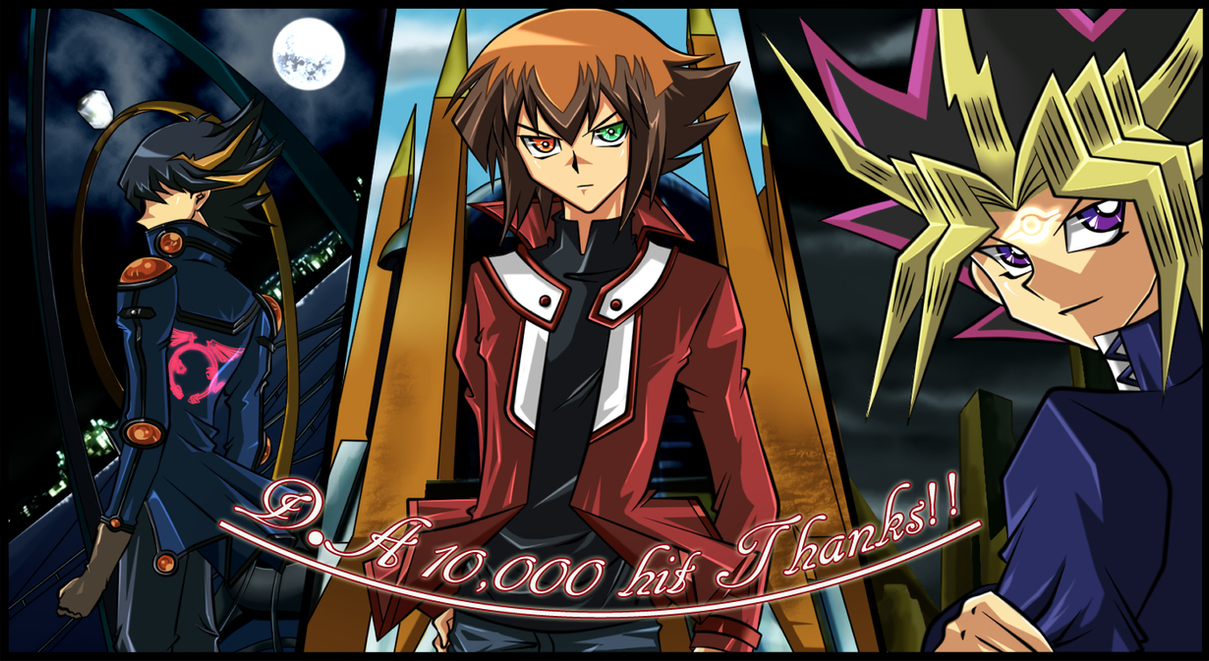 Yuseis father and mother | Yu gi oh 5ds, Anime, Yugioh cards