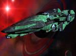 Tarresque Battle Cruiser 2