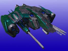 Kraken Assault Sub by DevilDalek