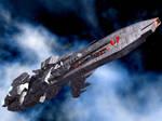 Melkova War Cruiser