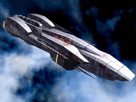 Melkova Strike Cruiser