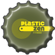 Bottlecap: Plastic Zen by rudeboyskunk