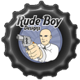 Bottlecap: Rude Boy Logo by rudeboyskunk