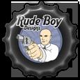 Bottlecap: Rude Boy Logo by rudeboyskunk