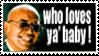 Kojak Stamp by rudeboyskunk