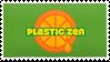 Plastic Zen Stamp by rudeboyskunk