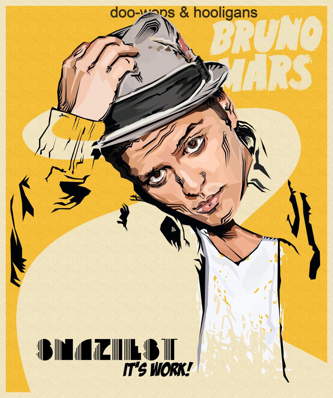 Mas Bruno Mars by snaziestwork on DeviantArt