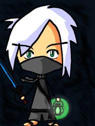 Ninja by KuroEdakumi