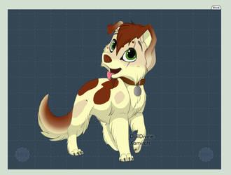 My dog :3 by KuroEdakumi