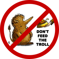 Don't Feed The Troll ! by BlAg001