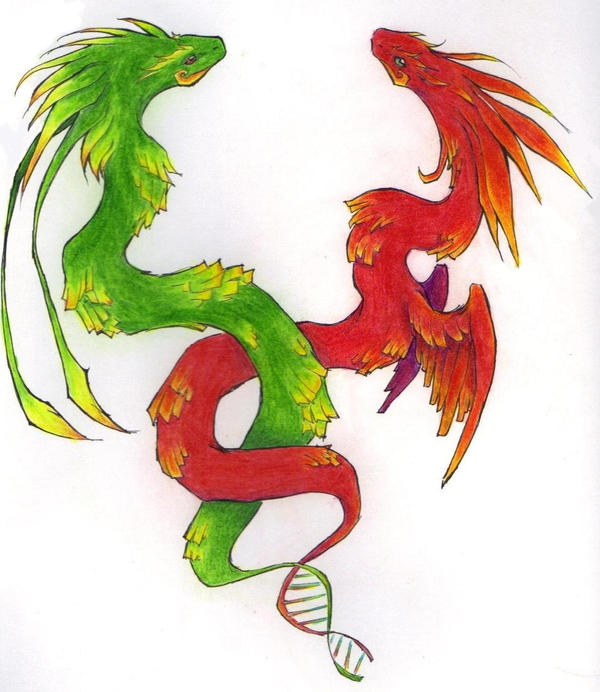 Quetzalcoatl ADN
