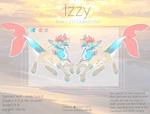 {open}   Izzy the shark boi by Rhisper