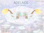 {open} | Adelaide by Rhisper