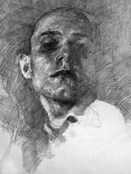 self-portrait by kamilsmala