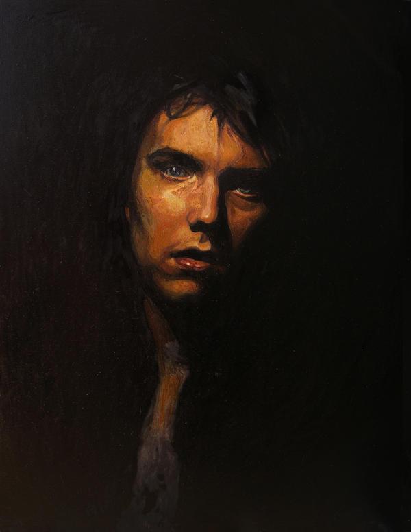 oil on canvas9 by kamilsmala