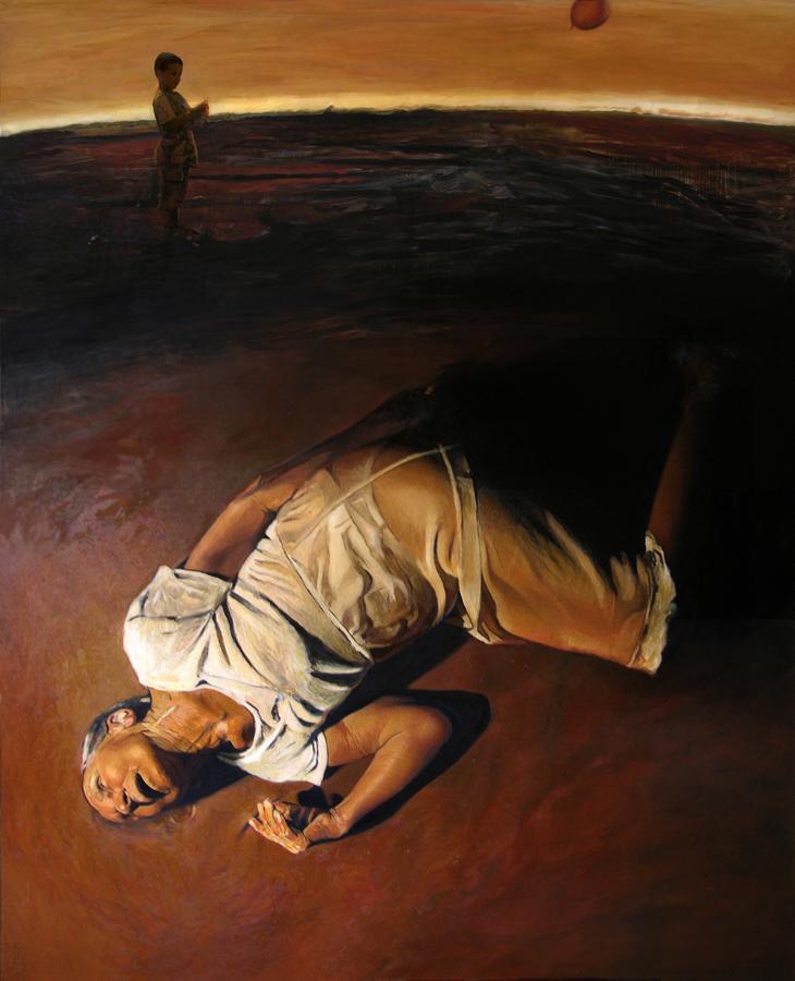 oil on canvas10 by kamilsmala