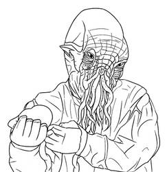 Colour-Your-Own Natural Ood by jinkies36