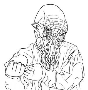Colour-Your-Own Natural Ood