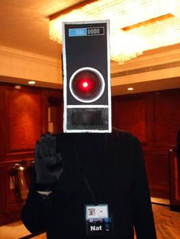 HAL 9000 Costume