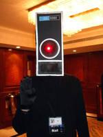 HAL 9000 Costume by jinkies36