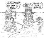 Daleks at Play