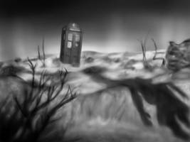 An Unearthly Child Speed Paint