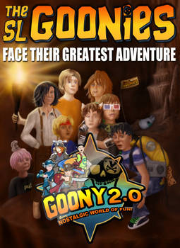 The Second Life Goonies