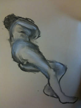 Two Minute Life Drawing 3