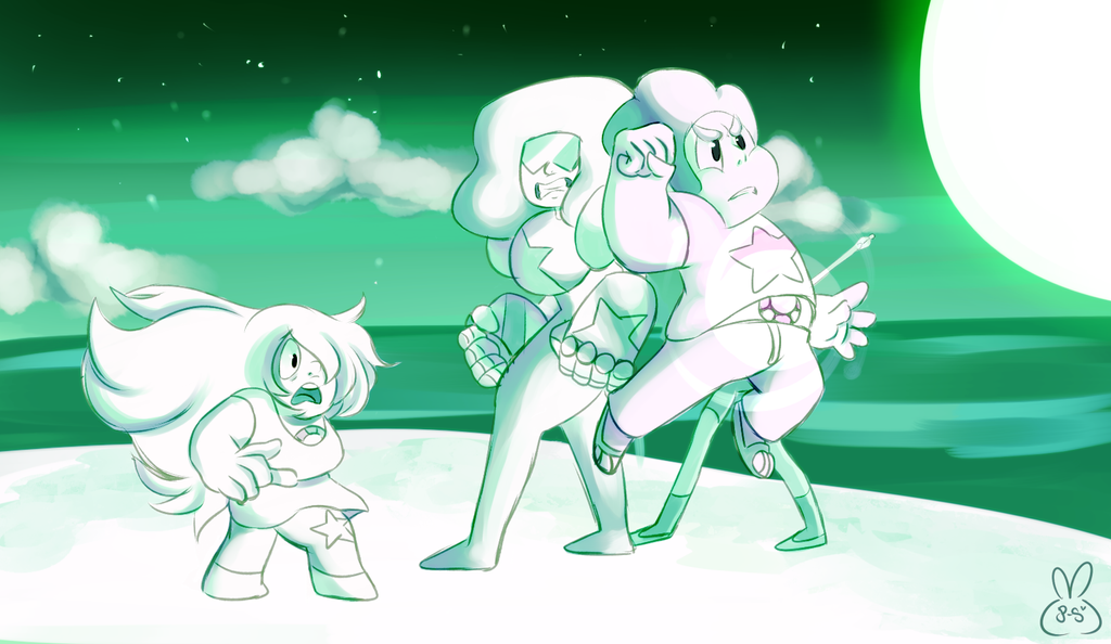 God the new Steven Universe Was AMAZING! This scene gave me shivers! Just awwww, I've always wanted to do a redraw and this gave me the motivation to do so u w u I hope you guys enjoy it ...