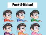 Peek-A-Matsu!
