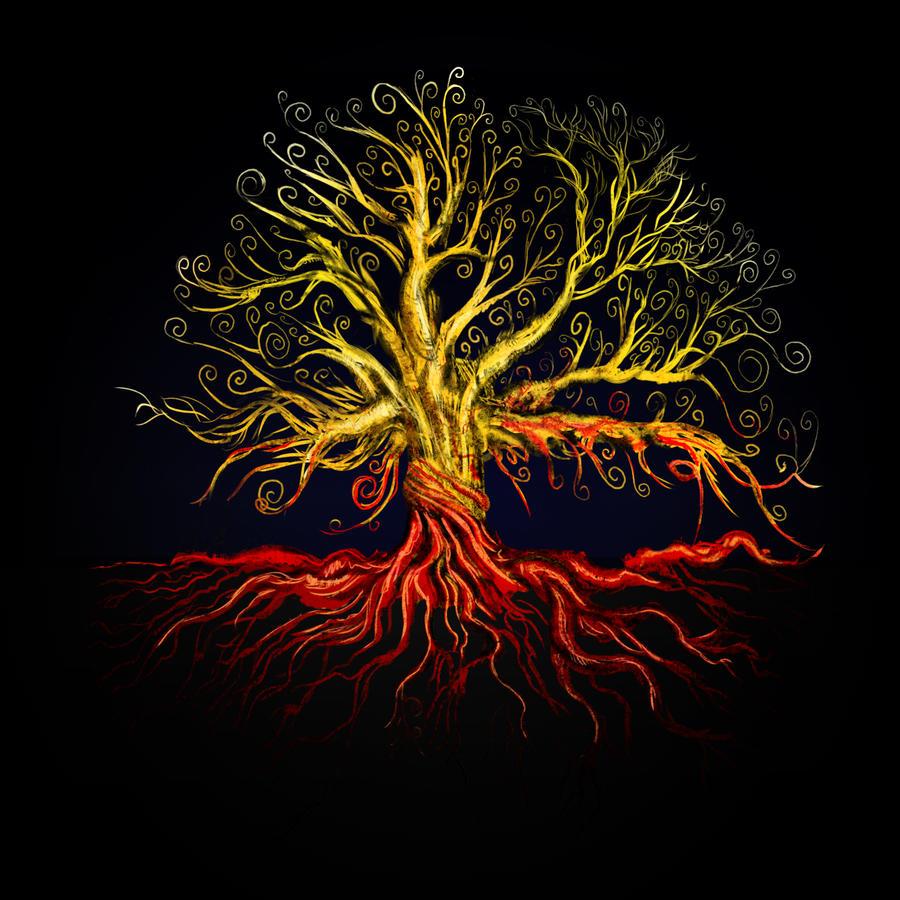 Tree of life by tabingi