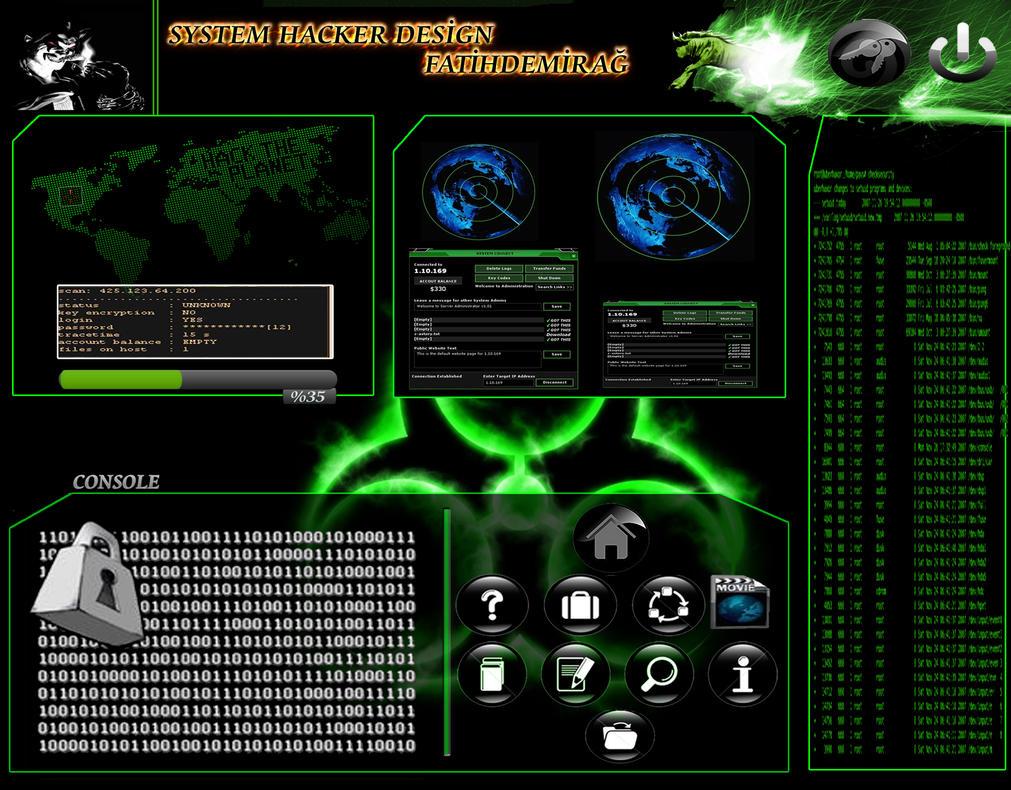 hacker mobile message: